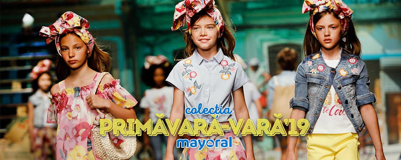 1 Mayoral Spring/Summer