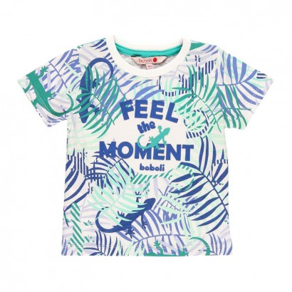 Tricou Boboli bebe Feel the moment