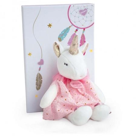 Rochie Unicorn cu rochita Doudou
