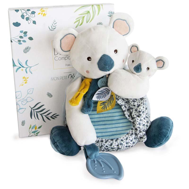 Jucarie Doudou Koala cu bebe