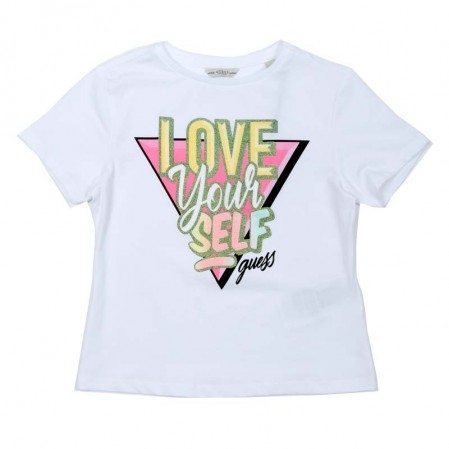 Tricou fete Guess Love Yourself