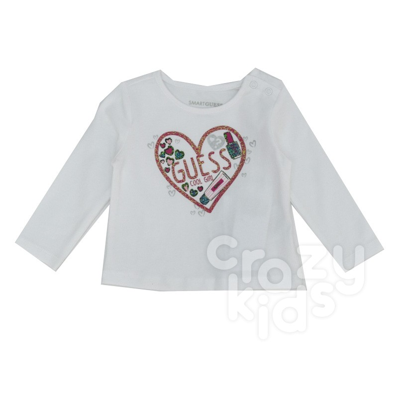 Bluza bebe Guess Cool Girl
