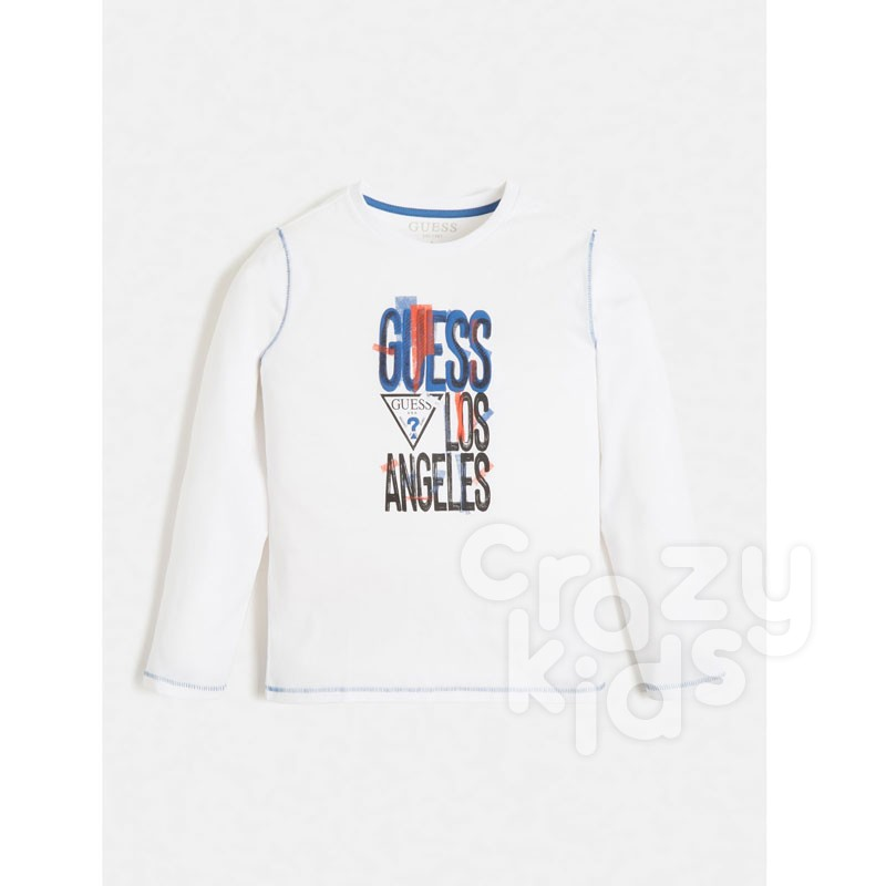 Bluza copii Guess Los Angeles