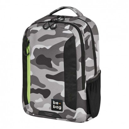 Herlitz ghiozdan be-bag be-adventurer Camouflage