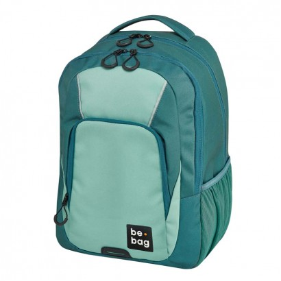 Herlitz ghiozdan copii be-bag be-simple Dark green