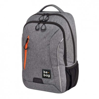 Herlitz ghiozdan be-bag be-urban Grey melange
