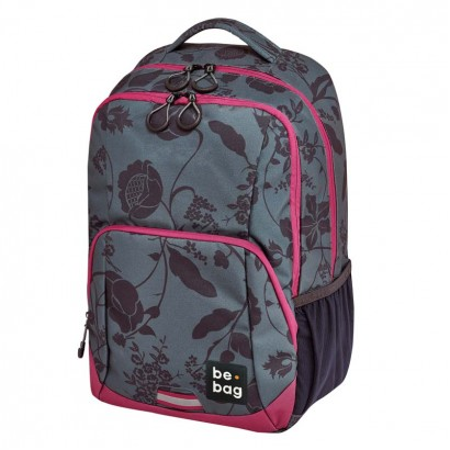 Herlitz ghiozdan copii be-bag be-freestyle Romatic flower