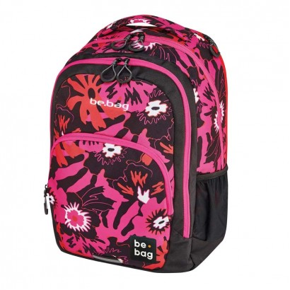 Herlitz ghiozdan copii be-bag be-ready Pink summer