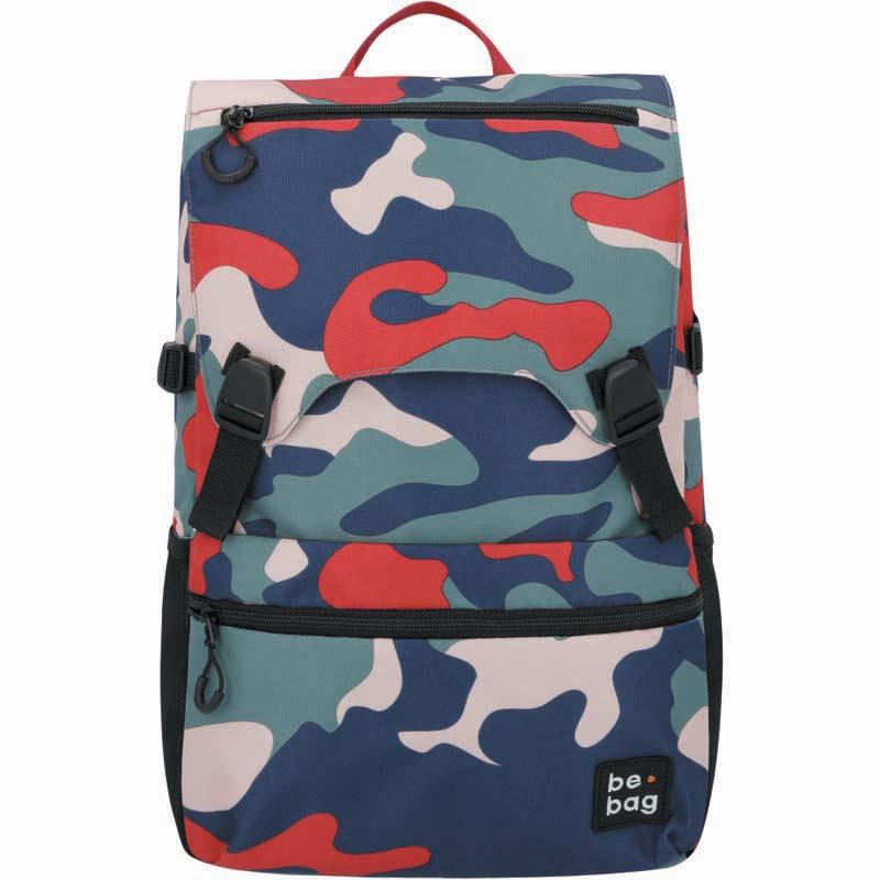 Herlitz ghiozdan Be Bag Be Smart - Comuflage Fun