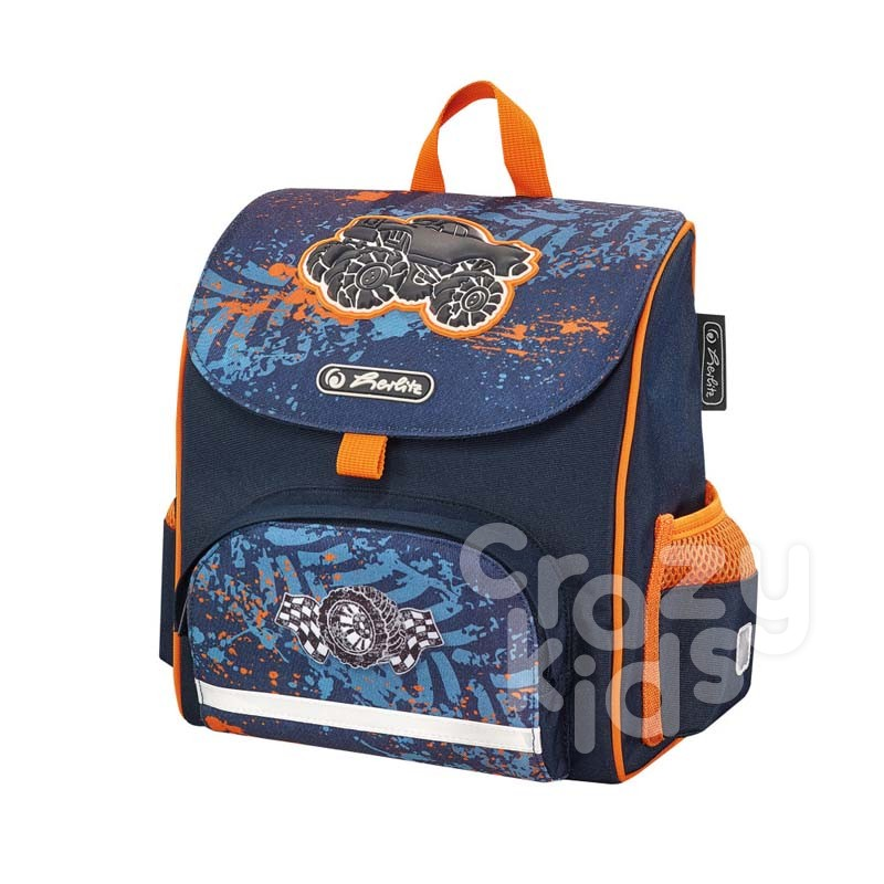 Herlitz rucsac copii MINI softbag Monster Truck