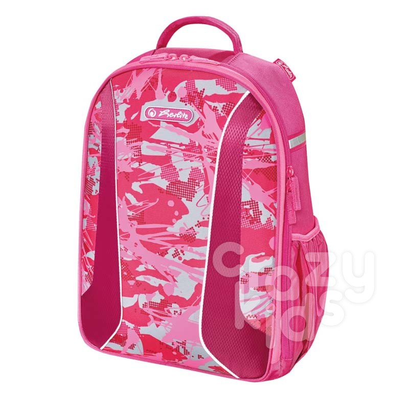 Herlitz ghiozdan be-bag airgo Camouflage Girl