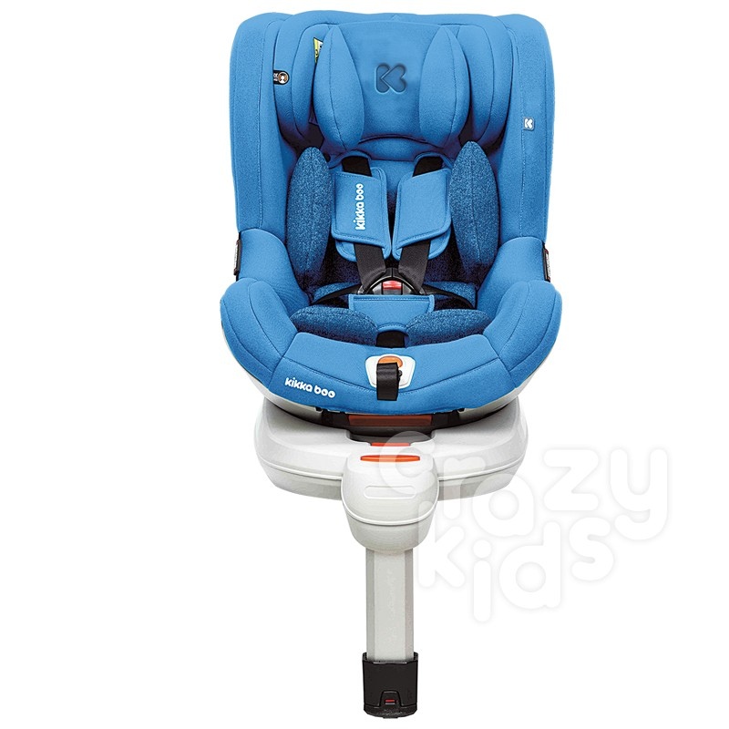 Kikka Boo scaun auto Roll and Go Light blue