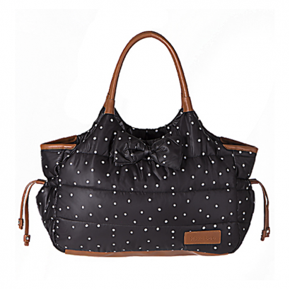 Kikka Boo geanta Dotty Black