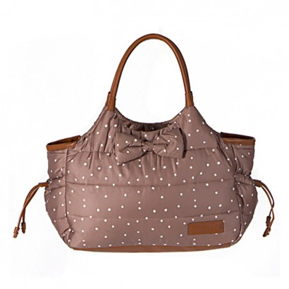 Kikka Boo geanta Dotty Brown