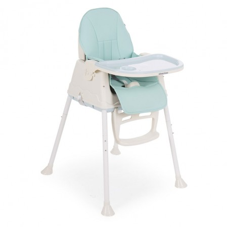 Scaun de masa Kikkaboo Creamy Light Blue