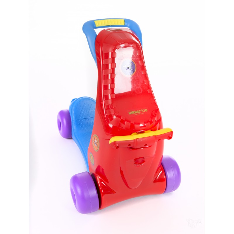 Masinuta bebe Kikka Boo Ride-on 3 in 1 Red