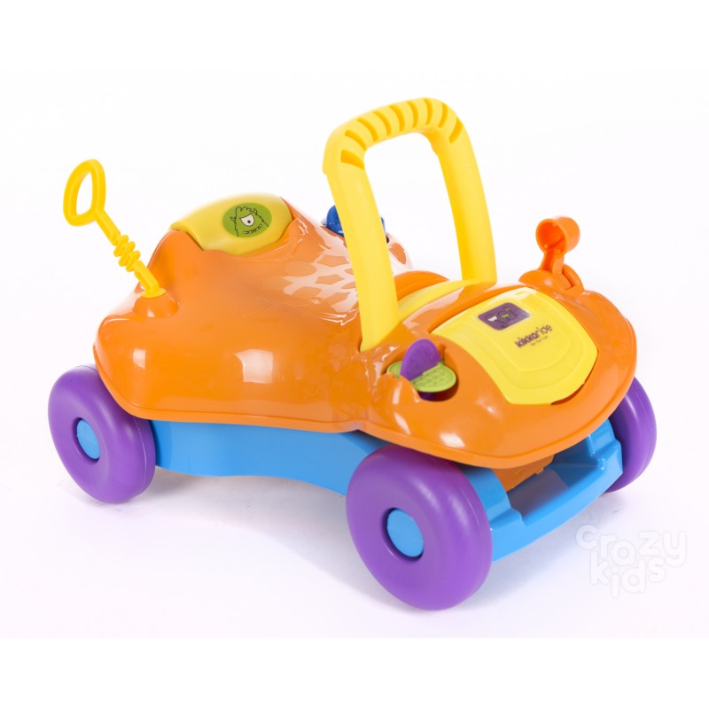 Masinuta Kikka Boo Ride-on 2 in 1 Orange