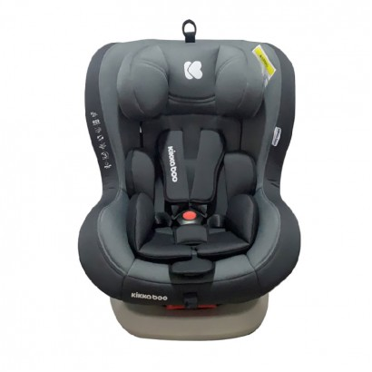 Kikka Boo scaun auto 0-1-2 0-25 kg Twister Grey Isofix 2020