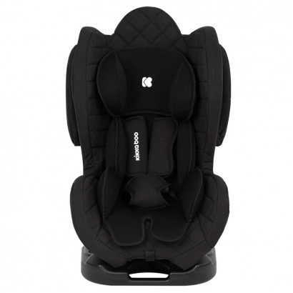 Kikka Boo scaun auto 0-1-2 0-25 kg Bon Voyage Black 2020