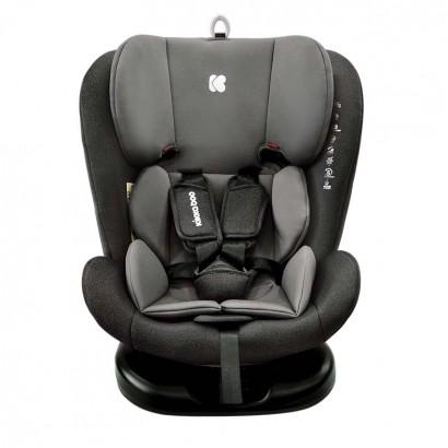 Kikka Boo scaun auto  0-1-2-3 0-36 kg Cruz Black 2020