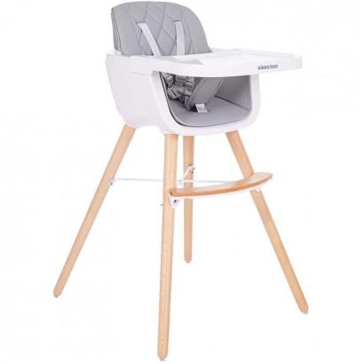 Kikka Boo scaun de masa  Woody Grey