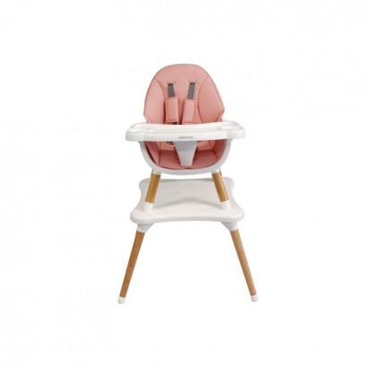 Kikka Boo scaun de masa Multi 3in1 Pink bebe