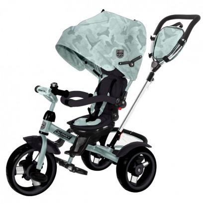 Kikka Boo tricicleta Alonsy Mint Camouflage 2020
