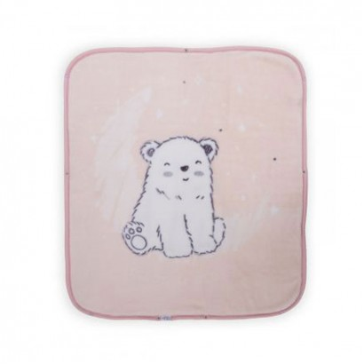 Kikka Boo port bebe Pink Polar Bear