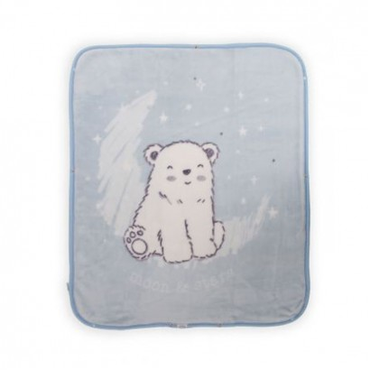 Kikka Boo port bebe Blue Polar Bear