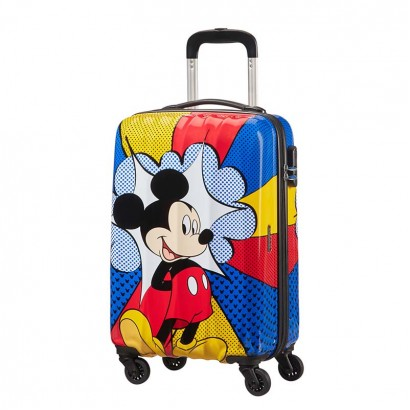 Samsonite AT Disney Legends Spinner cu 4 roti