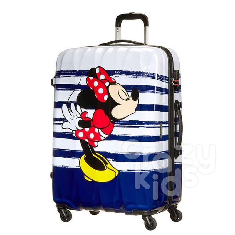 Samsonite valiza cu 4 roti Disney Legends 75 см Minnie Kiss AT