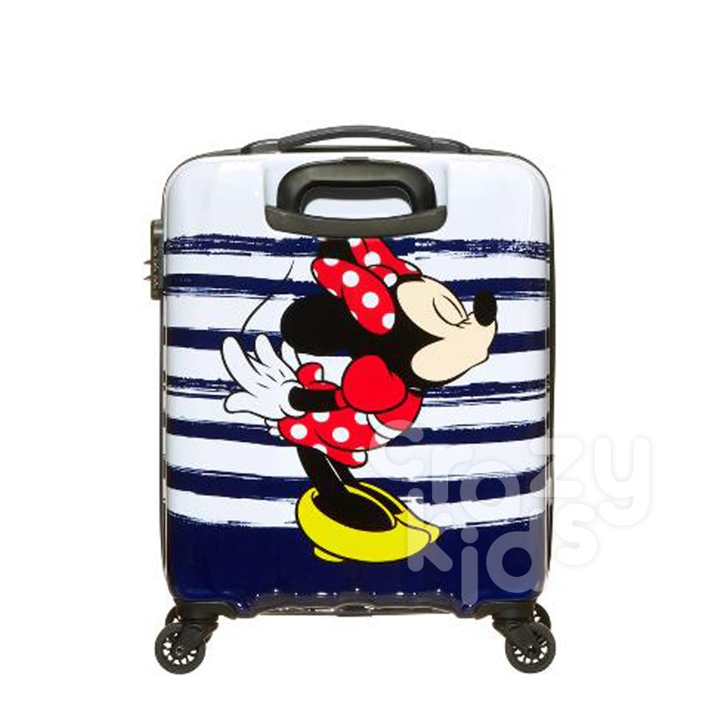 Samsonite spinner cu patru roti Disney Legends 55 cm Minnie Kiss