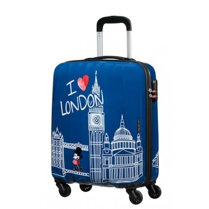 Samsonite Disney Legends valiza Mickey London