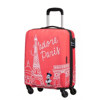 Samsonite Disney Legends spinner Minnie