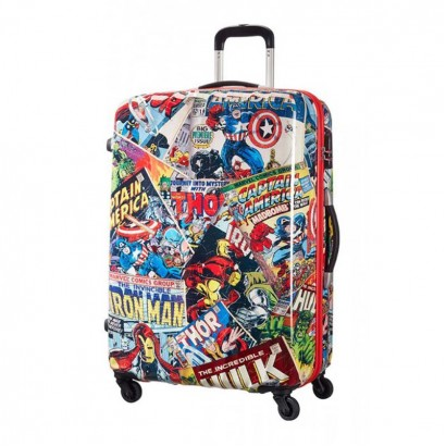 Samsonite AT Marvel Legends Spinner cu 4 roti