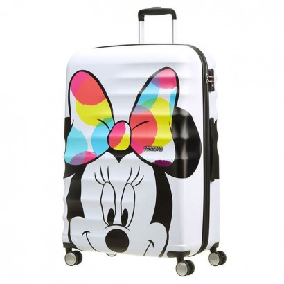 Samsonite АТ spinner cu 4 roti Wavebreaker Minnie CloseUp