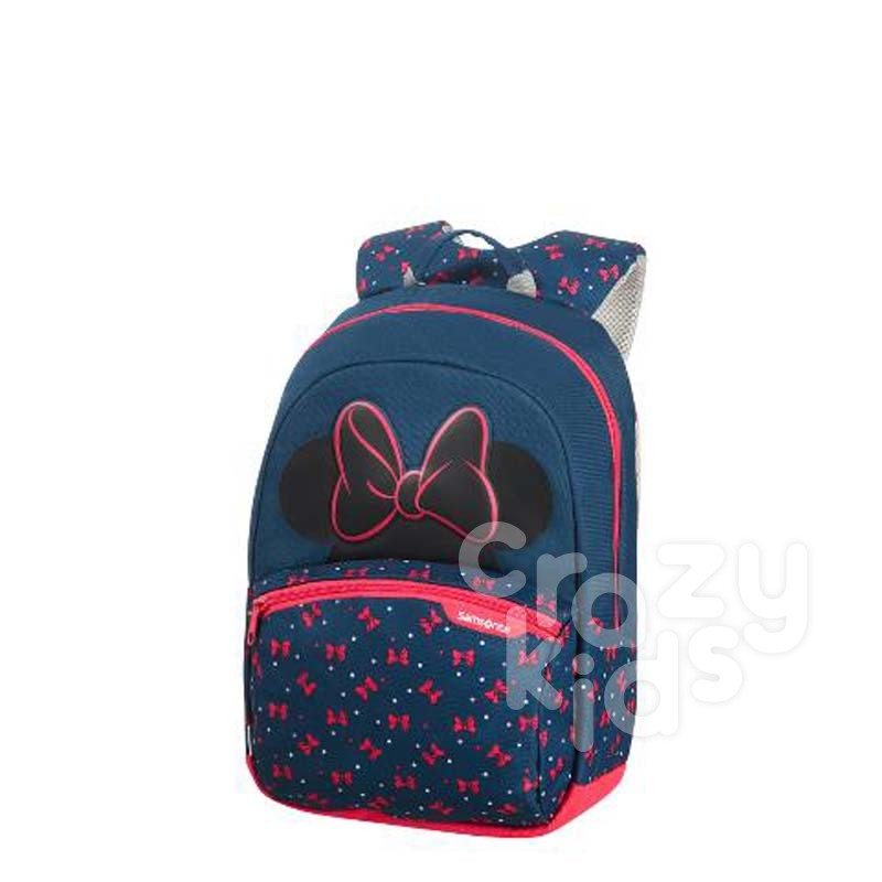 Samsonite ghiozdan copii Disney Ultimate Minnie Neon dimensiune S plus