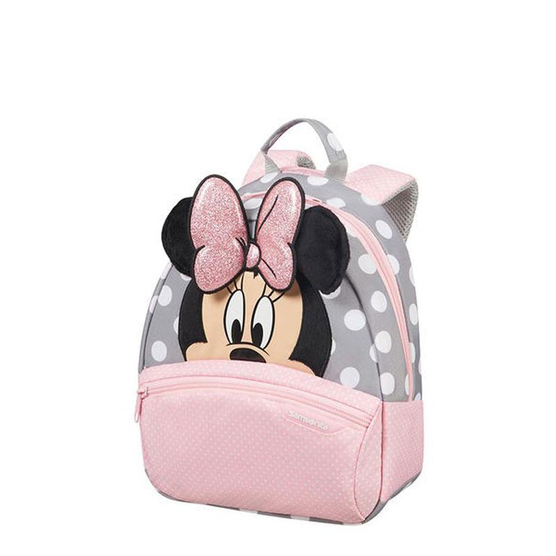 Samsonite ghiozdanel  S Disney Ultimate 2 Minnie Glitter