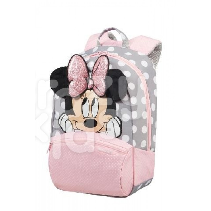 Samsonite ghiozdan copii S PLUS Disney Ultimate 2 Minnie Glitter