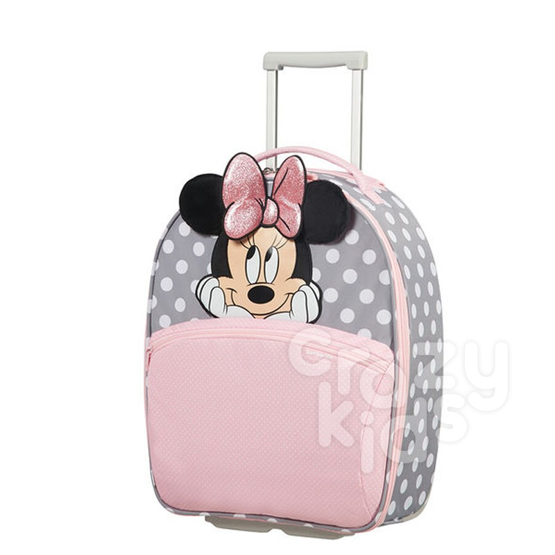 Valiza cu doua roti 49 cm Samsonite Disney Ultimate Minnie Glitter