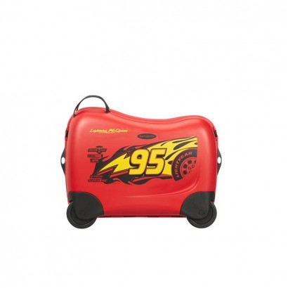 Spinner cu 4 roti Samsonite Dreamrider 39 cm inaltime Cars 3 Wheels