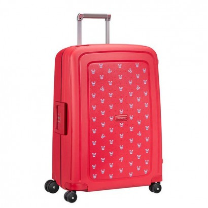 Samsonite spinner 4 roti Scure Disney 69 сm Mickey