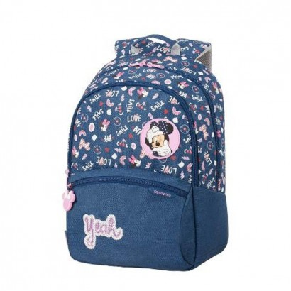 Samsonite ghiozdan marime L Color Funtime Disney Minnie Doodles