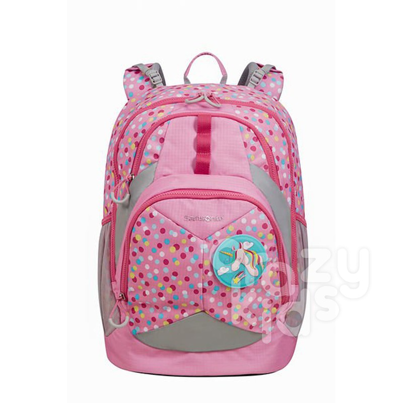 Samsonite Sam Ergofit Backpack marime L Dolly Mixture