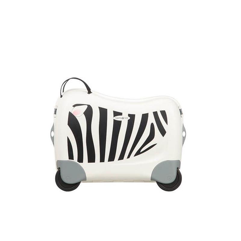 Spinner cu 4 roti Samsonite Dreamrider 39 cm inaltime Zebra Zeno