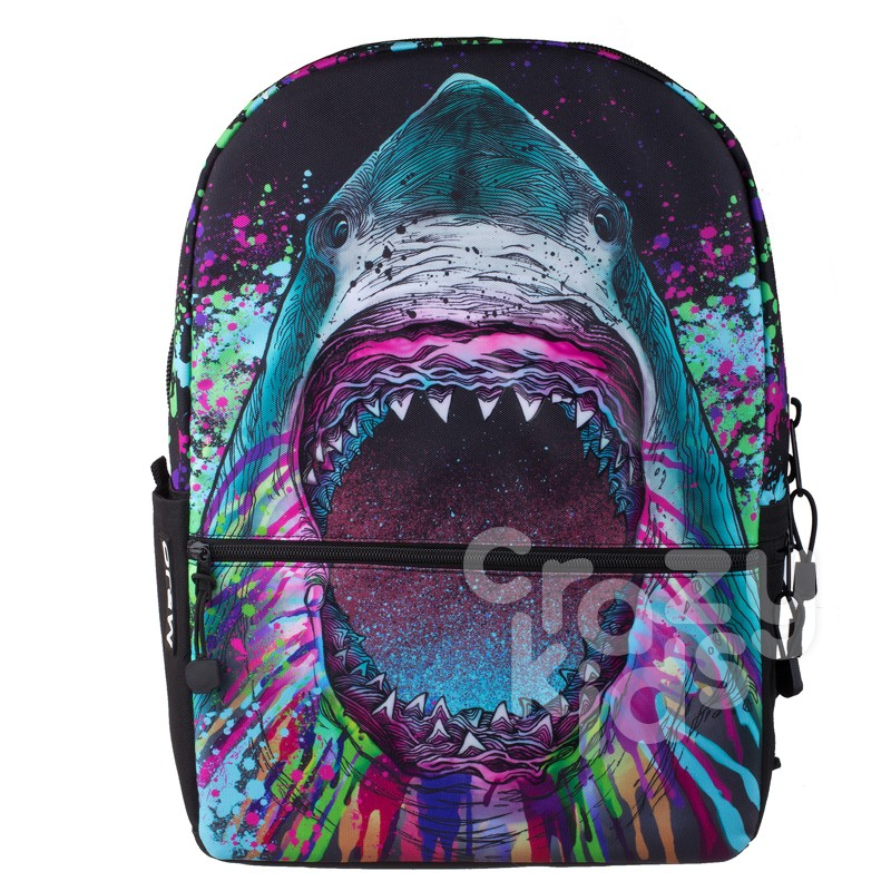 Samsonite AmericanKids ghiozdan Shark Color Burst