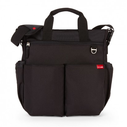 Skip Hop geanta Duo Signature - black
