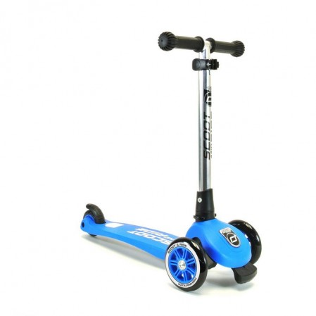 Trotineta copii Scoot and Ride 2 in1 Highwaykick 3 pliabila- albastra