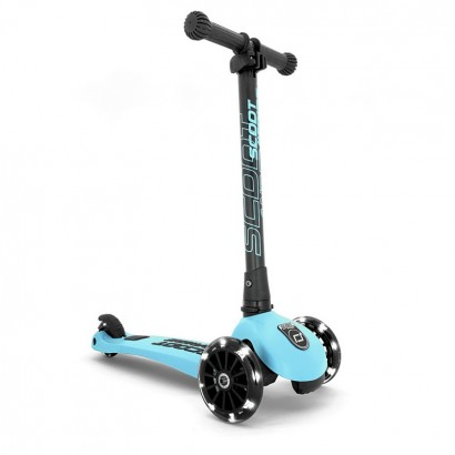 Trotineta pliabila Scoot and Ride Highwaykick3 LED Afina