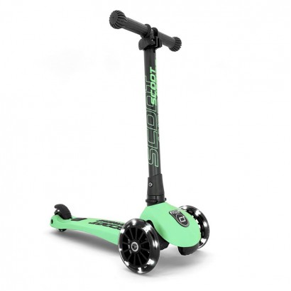 Trotineta pliabila Scoot and Ride Highwaykick3 LED Kiwi